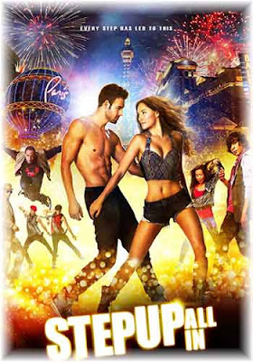 Step Up All In 2014 Dual Audio Hindi Dubbed Blu-Ray ESubs Poaster