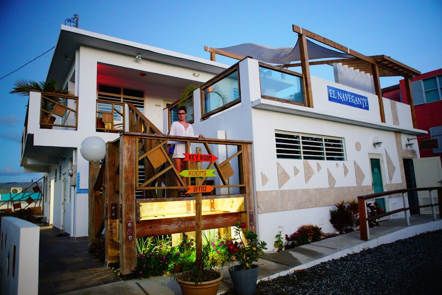 El Navegante de Culebra, Puerto Rico