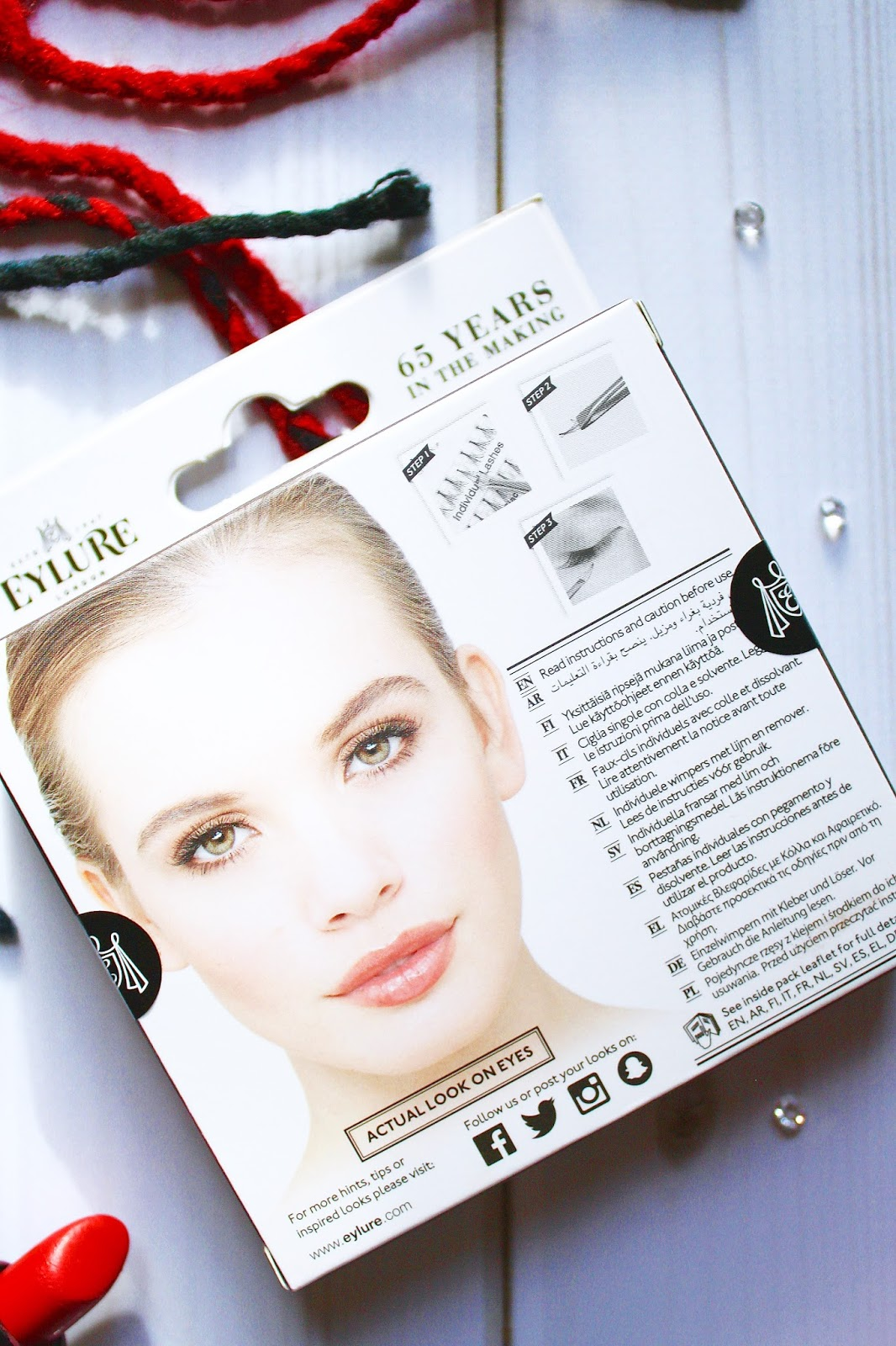 Christmas Party Makeup Look (With Eylure)   #BLOGMAS DAY 7   VANITY