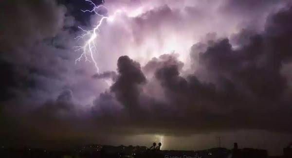 Άνοιξαν οι ουρανοί στην Αττική - Σε ποιες περιοχές έπεσε η περισσότερη βροχή