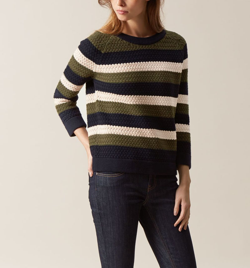 Sharing 7 Gorgeous Sweaters I Love - Hobbs Anya Sweater