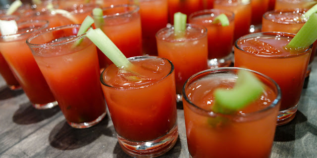 I have a 'royal' blood type A, my bloody mary cocktail - and what I learned about blood groups