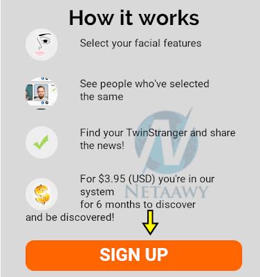 موقع غريب من نوعه يُمكّنك من إيجاد توأمك حول العالم Twin Score