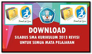 yaitu kurikulum yang berlaku dalam System Pendidikan Indonesia Silabus Kurikulum 2013 / K13 Sekolah Menengan Atas Revisi 2017/2018