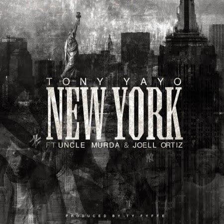 NEW MUSIC: Tony Yayo Ft. Uncle Murda And Joell Ortiz - New York