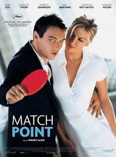 Match Point, la provocación, opinión, review y análisis; una película de Woody Allen