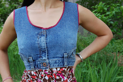 Ways To Reuse Old Denim (42) 30