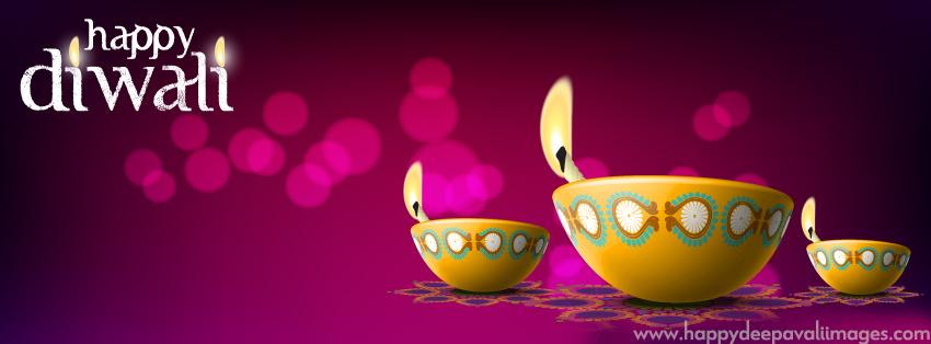 happy diwali facebook cover photos