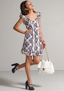 Model Dress Terbaru Baju Dress Wanita Terbaru Motif Batik Cantik