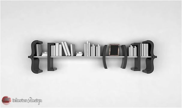 70 Best Bookshelf Designs 41