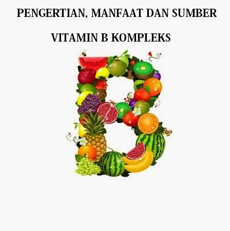 Pengertian, Manfaat dan Sumber Vitamin B Kompleks