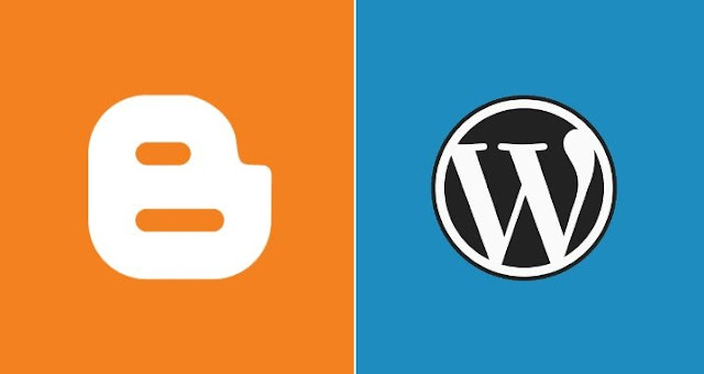 blogger wordpress search engine traffic