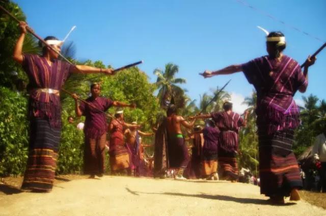 Tarian Hedung, tarian khas Kabupaten Flores Timur