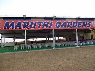 Maruthi Gardens Nagaram, R r dist