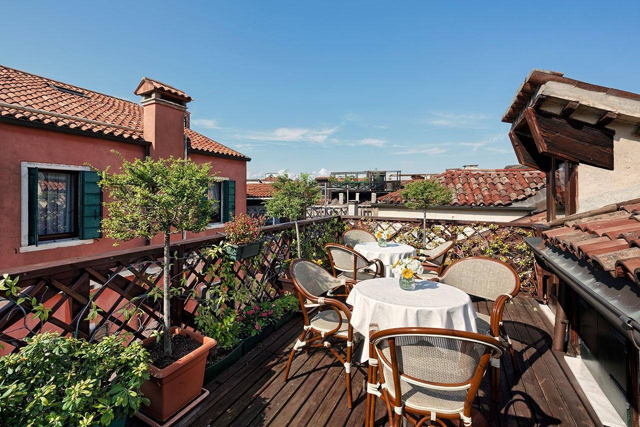 Hoteles en Venecia - Hotel Antica Locanda al Gambero Venecia