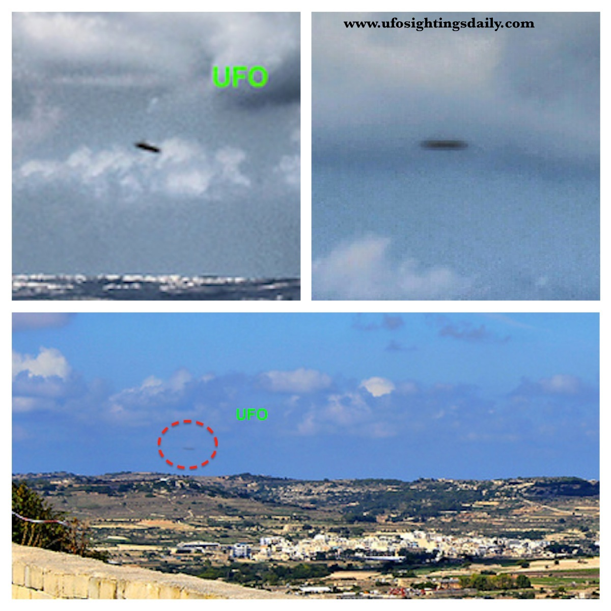 Ufo Sightings Daily Ufo Sighting Over Landfill In Malta Sept 18