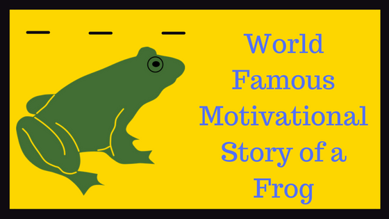 World Famous Motivational Story