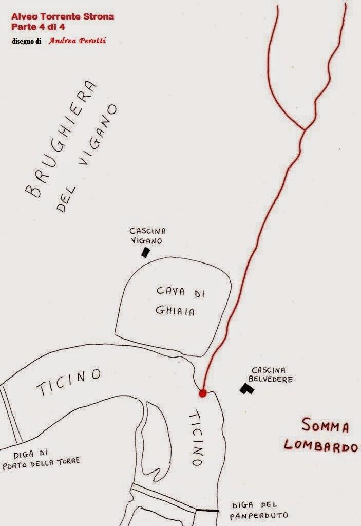 TicinoRiverPark: Lo Strona e i suoi mulini