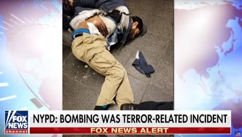 Félig sikerült terrortámadás volt: Bangladesi bevándorló robbantott New Yorkban, az elkövető kórházban