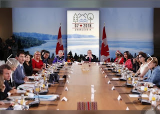 Trump says U.S. backs out of G7 communique, criticizes Trudeau