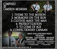 Josh Roush, The Mission, Cam Mosavian