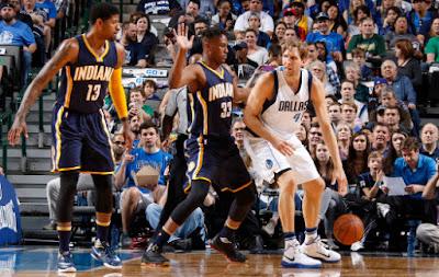 NBA Dallas Mavericks vs Indiana Pacers Live stream, Telecast, Live Score & Highlights (2016-2017 Season) Details