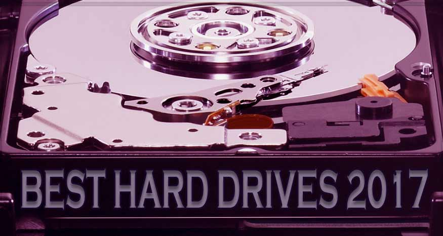 The Best Hard Drives for PC Build 2017
