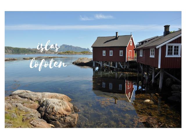viajar al estilo nordico, viaje a las islas lofoten