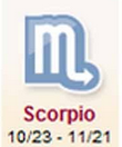 zodiak scorpio hari ini