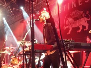 12.11.2014 Düsseldorf - Zakk: Arkells