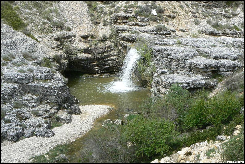 Poza De La Tía Cáscara (Río Griegos, Villar Del Cobo)