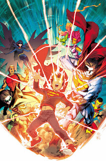 """Super Sons of Tomorrow""  el próximo crossover de DC Comics"