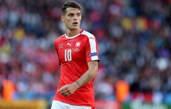Per Mertesacker has hailed new Arsenal midfielder Granit Xhaka as the perfect signing.