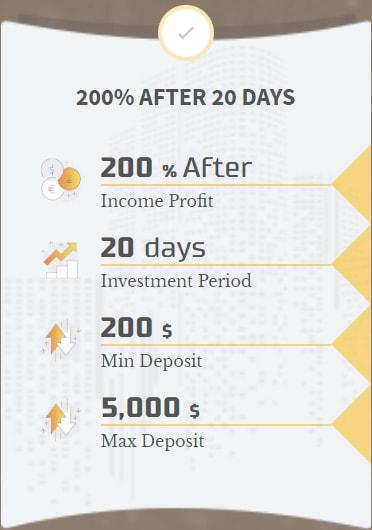 Инвестиционные планы ExCrypto Trade 6