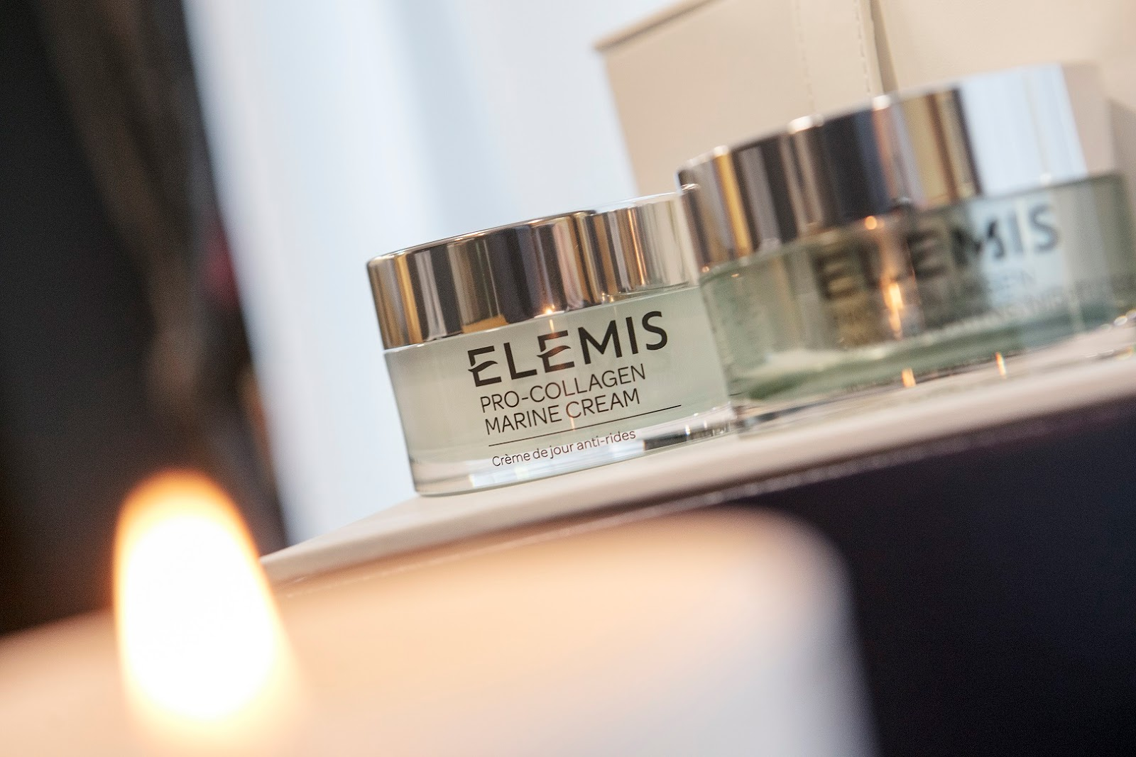 Elemis Pro Collagen Marine Cream at Matfen Hall Spa