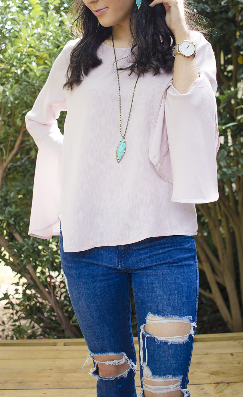 forever 21 ruffle top zara destroyed jeans kendra scott rocksbox coupon