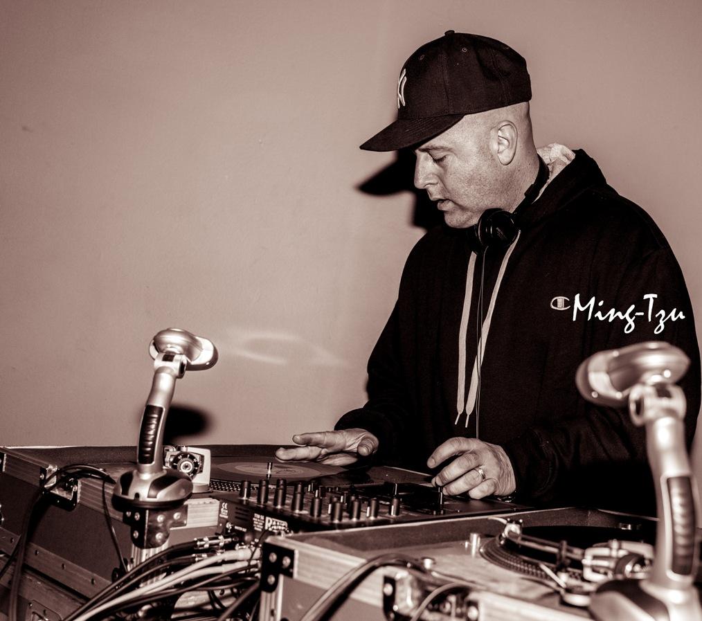 dj mercury deep in the trenches underground hip hop radio show