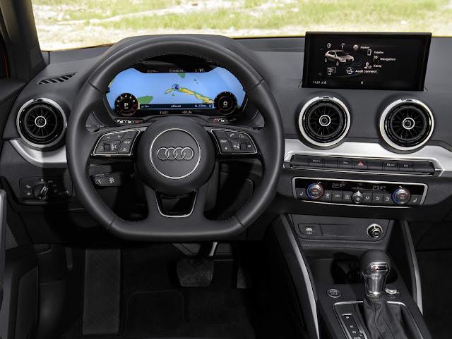 Novo Audi Q2 : preços começam em R$ 144 mil, na Argentina