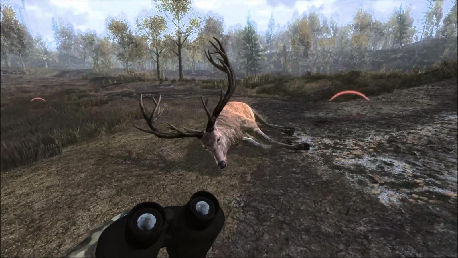 تحميل لعبة صيد الحيوانات في الغابة Hunting U Nnlimited مجانا