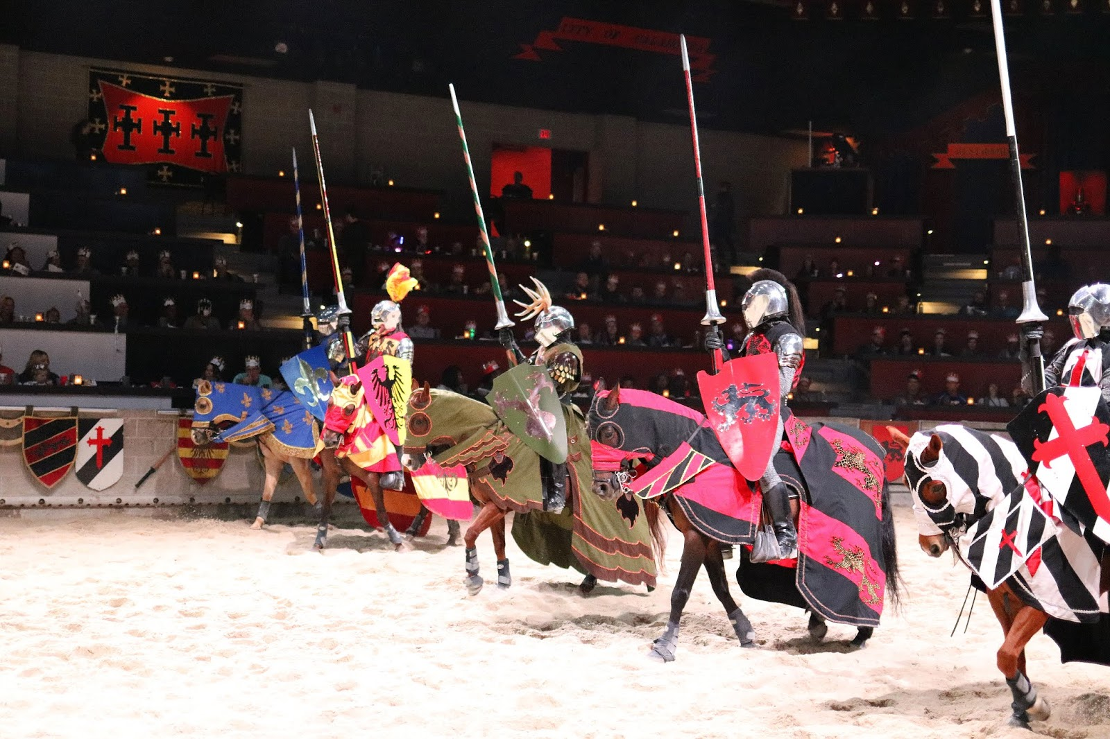 Medieval Times As A Child Free Adult Chicago Foodie Girl