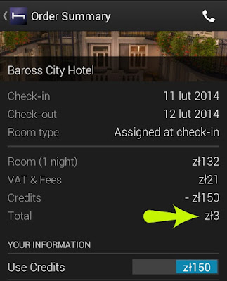 Hotel w Budapeszcie za 3 złote
