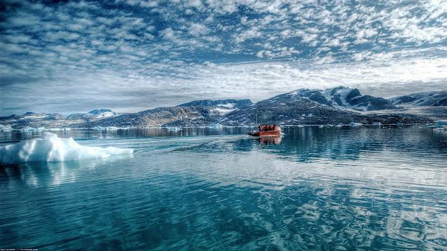 Según científicos: El fondo del Ártico está a punto de explotar