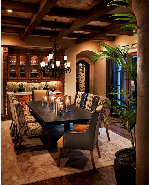 Traditional Dining Room: Traditional Dining Room Design Ideas