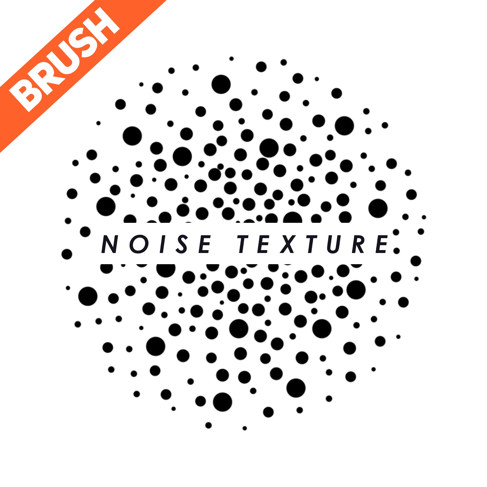 Free Download Noise Texture Brush - ABR File