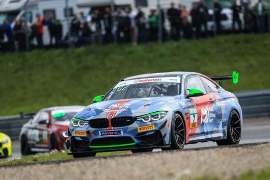 BMW-Duo Zug/Piana siegt bei spannendem Debüt der ADAC GT4 Germany