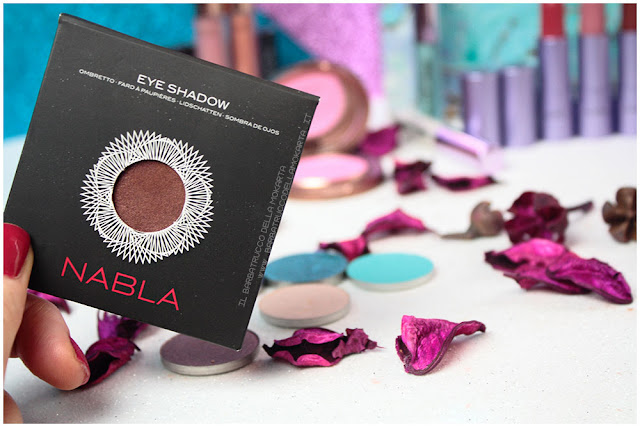 packaging refile nabla cosmetics makeup freedomination collection summer eyeshadow