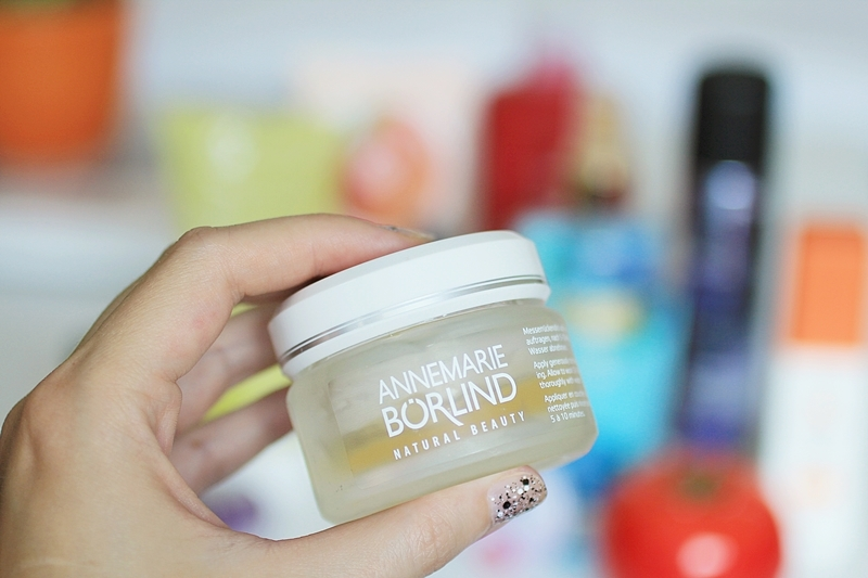 annemarie börlind anti stress mask