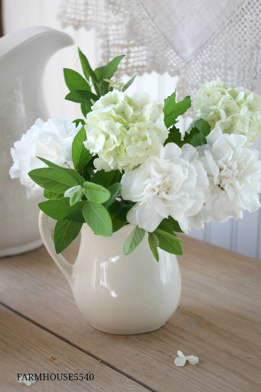 FARMHOUSE 5540 Weekly Inspiration Fresh Cut Flowers