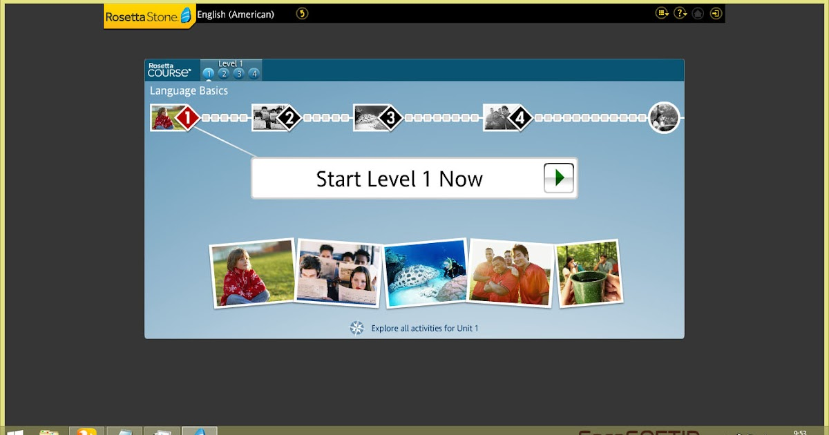 Rosetta Stone TOTALe 5 With Crack (All Language Packs ...