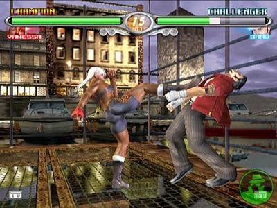 Virtual 4 Fighter Evolution